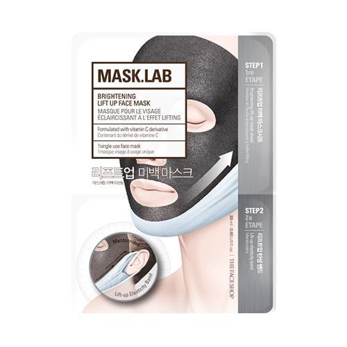 THE FACE SHOP Mask.Lab Toka Feszesítő Maszk + Világosító Arcmaszk 25ml