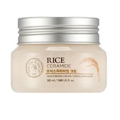 THE FACE SHOP Rice Ceramide - Hidratáló Arckrém 50ml