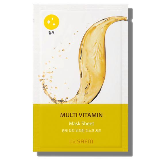 THE SAEM Bio Solution Arcmaszk - Multi Vitamin 20g