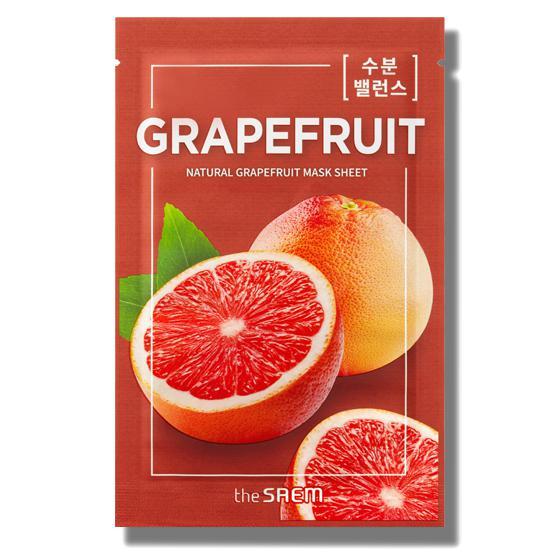 THESAEM Natural Skin Fit Arcmaszk - Grapefruit