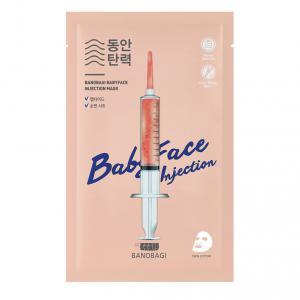 BANOBAGI Injection Arcmaszk - Baby Face (Feszesítő) 30g