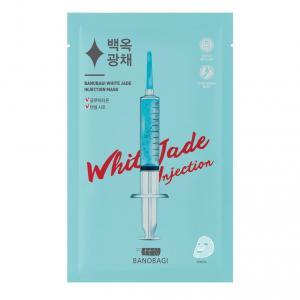 BANOBAGI Injection Arcmaszk - White Jade (Világosító) 25g