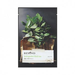 BEYOND Herb Garden Arcmaszk - Black Tea / Fekete Tea 22ml