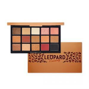 ETUDE HOUSE Play Color Eyes Szemhéjfesték Paletta - Leopard Runway