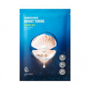 GOODAL Seaweed Arcmaszk - Deep Bright Toning Pearl & Vitamin (világosító) 28ml