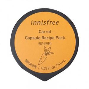 INNISFREE Capsule Recipe Pack Arcmaszk - Sárgarépa 10ml