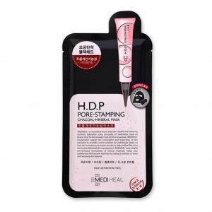 MEDIHEAL Charcoal Arcmaszk - H.D.P (Pórus kezelés) 25ml