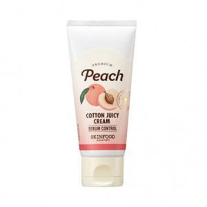 SKINFOOD Premium Peach Cotton Arckrém - Juicy 60ml