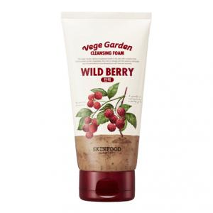 SKINFOOD Vege Garden Arctisztító Hab - Wild Berry 150ml