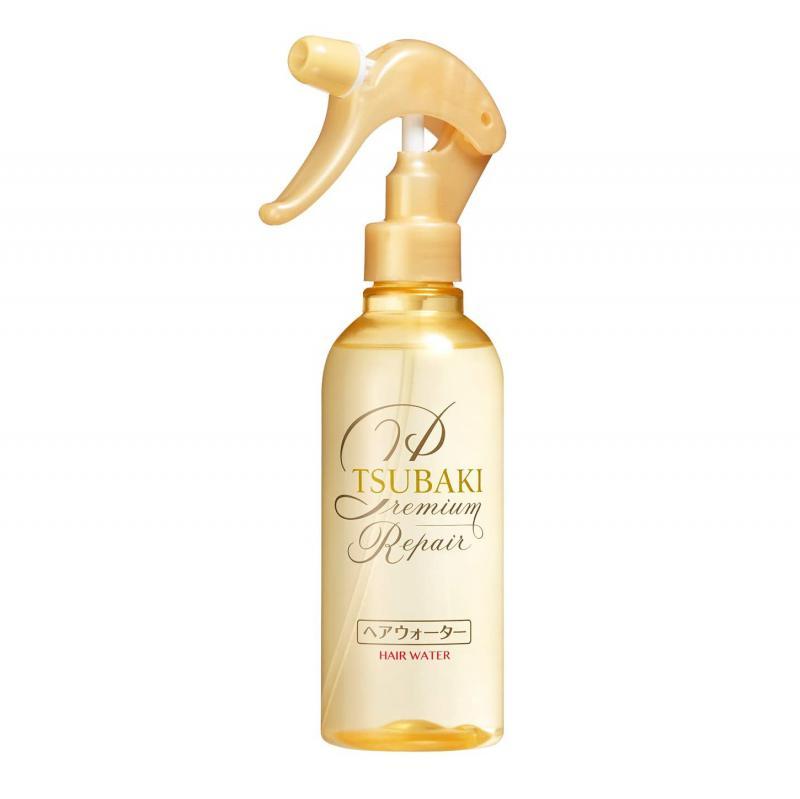 TSUBAKI Hair Water Hajpermet - Premium Repair 220ml