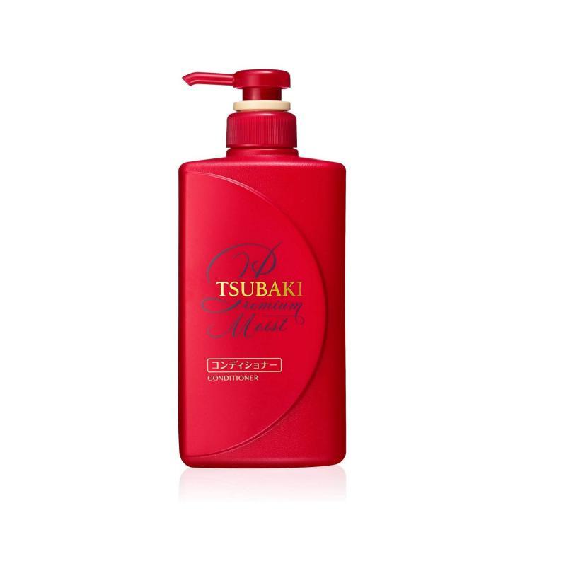 TSUBAKI Hajbalzsam - Premium Moist 490ml