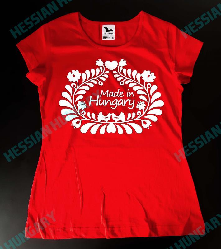 Made in Hungary póló több színben