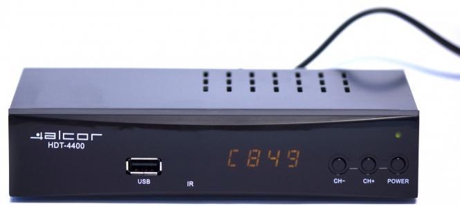 Alcor HDT-4400 dvbt2