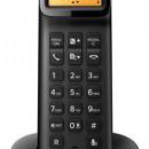 Philips d1301b vezeték nélküli telefon