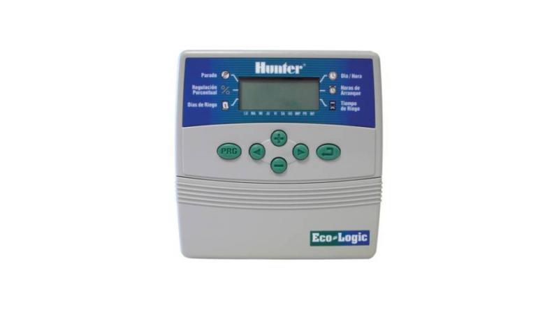 Hunter Eco Logic 6 zónás öntöző vezérlő