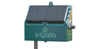 Irrigatia SOL-C12 napelemes öntöző rendszer
