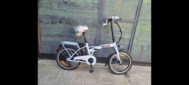 Kemping vázas e-bike