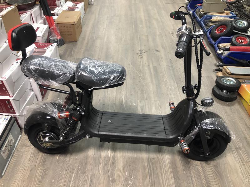 Mini e-scooter e roller