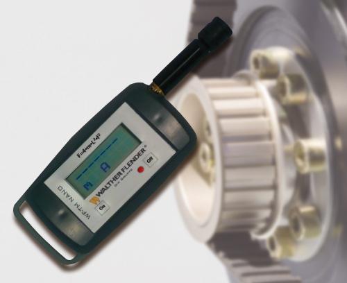 Walther Flender WF-TM nano ékszíjrezgés mérő