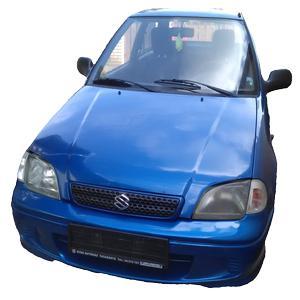 Bontott Suzuki Swift alkatrészek | -2004