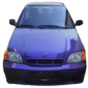 Új Suzuki Swift alkatrészek | 1997-2004