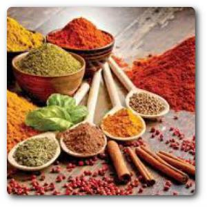 Só, Fűszerek (főszerek)