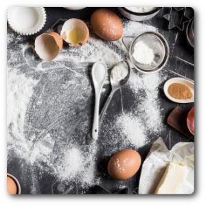 Sütés-főzés hozzávalók