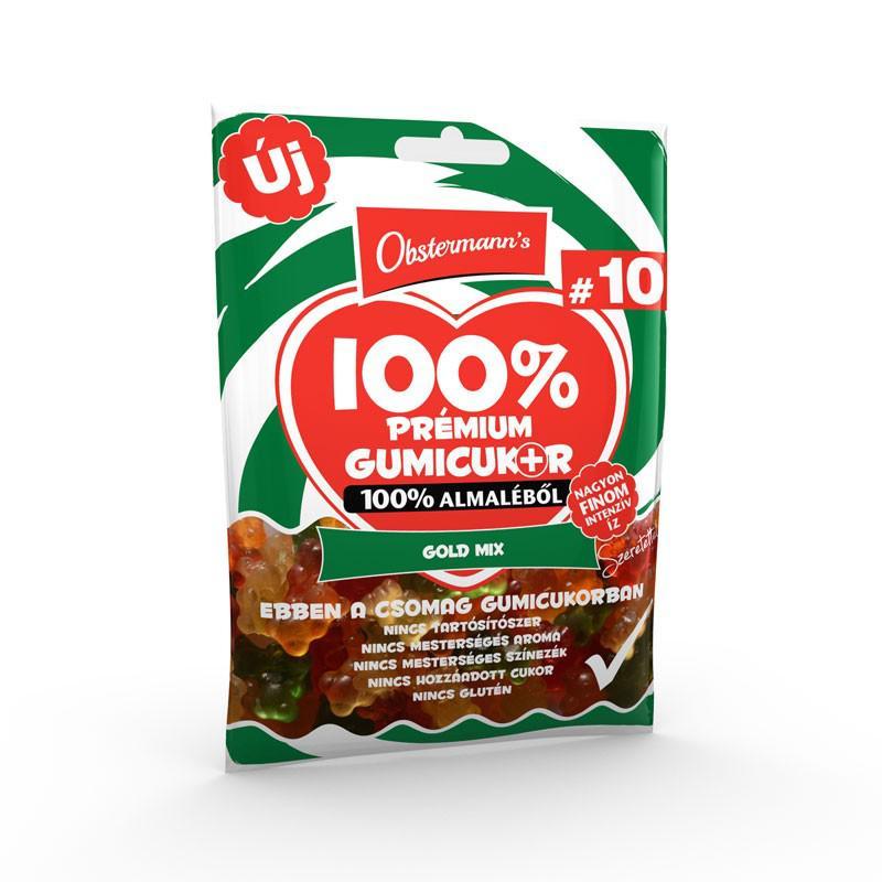 100% PRÉMIUM GOLD MIX GUMICUKOR