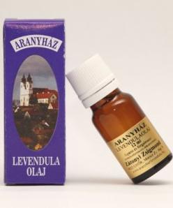 ARANYHÁZ LEVENDULA OLAJ (12 ml)
