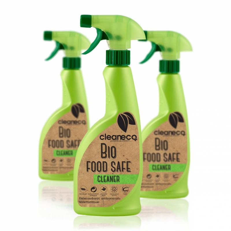 CLEANECO BIO FOOD SAFE CLEANER 0,5L