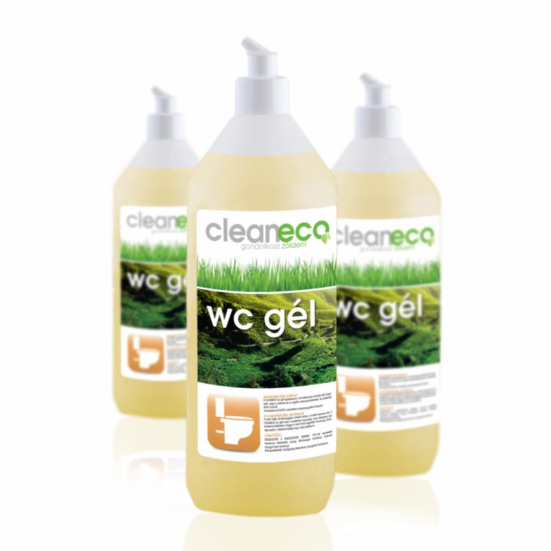 CLEANECO WC GÉL 1 liter