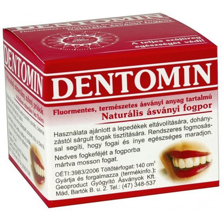 DENTOMIN-N FOGPOR NATUR 95 g