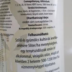 BIO NÖVÉNYKONDICIONÁLÓ BSPF 1 L