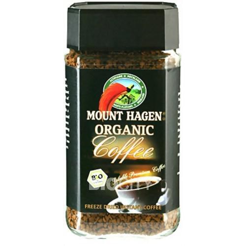 MOUNT HAGEN BIO INSTANT KÁVÉ, 100 g