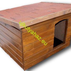 70x90 hőszigetelt lapos tetős
