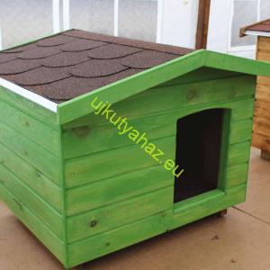 70X90 kutyaház fordított am. tetős