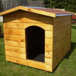 Amerikai tetős kutyaházak