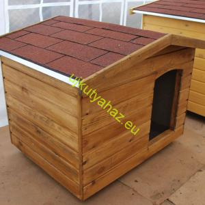 70X90 hőszigetelt kutyaház fordított amerikai tetős