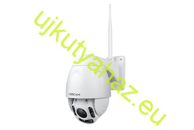 Kültéri Wifi mozgatható kamera Full HD