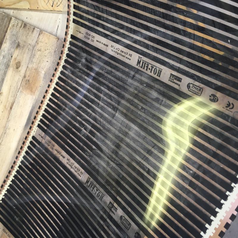 Kutyaházhoz fűtés óriás 132 Watt