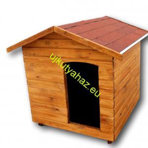 100X110 hőszigetelt kutyaház amerikai tetős