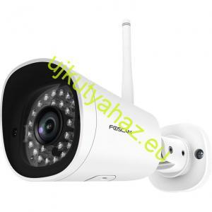 Kültéri Wifi éjjellátó kamera Full HD