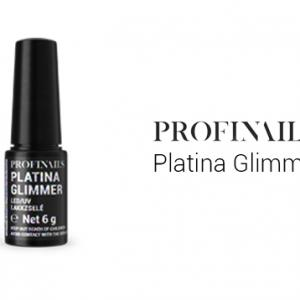 Profinails Platina Glimmer lakkzselé