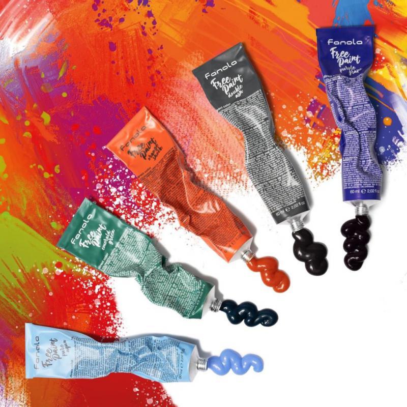 #3 Fanola Free Paint Csomag
