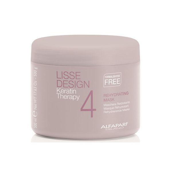 Alfaparf Lisse Design hidratáló maszk 500ml