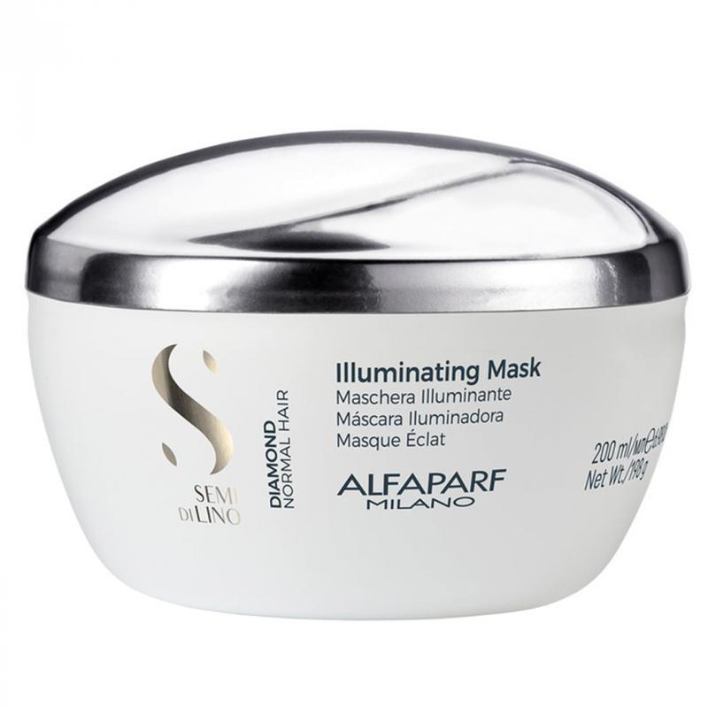 Alfaparf SDL Diamond Illuminating maszk 200ml