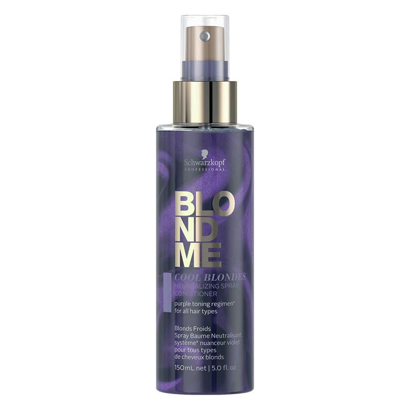 BlondMe Cool Blondes Neutralizing spray balzsam 150ml