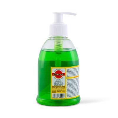 Clarasept fertőtlenítő szappan 300ml