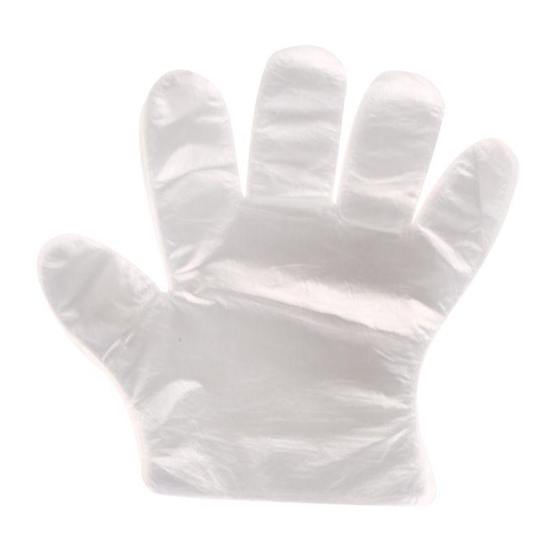 Eldobható Polietilén Kesztyű 6 - 6 1/2 méret  50db/csomag