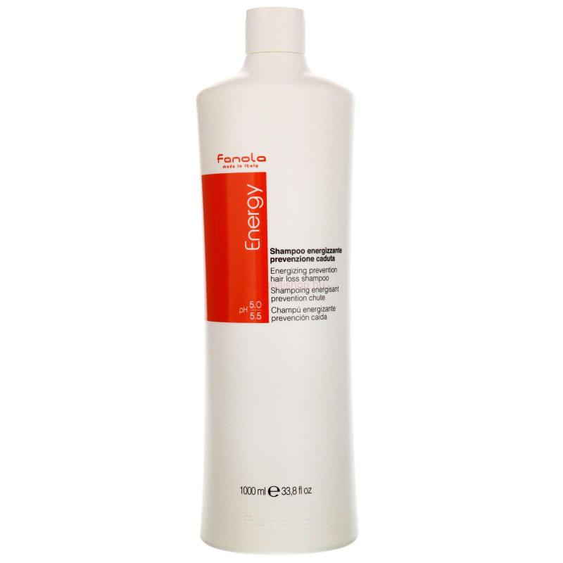 Fanola Energy hajhullás elleni sampon 1000ml